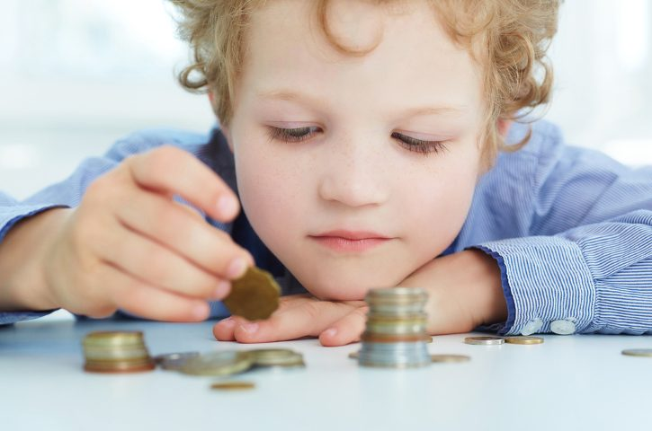child's money mindset